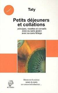 Petits déjeuners et collations  Tome II - Taty - Livre
