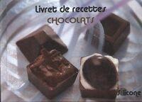 Livret de recettes chocolat - XXX - Livre
