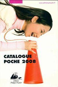 Catalogue poche 2008 - XXX - Livre