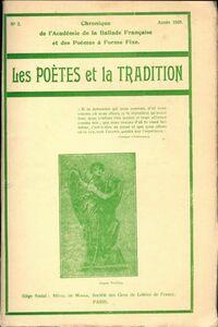 Les poètes et la tradition n°2 - Collectif - Livre