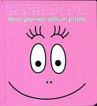 Mon premier album photo Barbapapa - Collectif - Livre