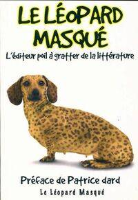 Catalogue le léopard masqué - Collectif - Livre