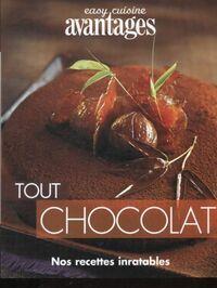 Tout chocolat - Collectif - Livre