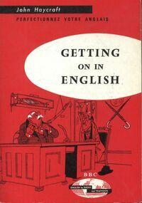 Getting on in english - John Haycraft - Livre