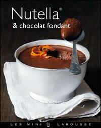 Nutella & chocolat fondant - Collectif - Livre