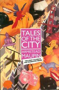 Tales of the city - Armistead Maupin - Livre