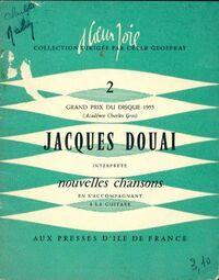 A coeur joie - Jacques Douai - Livre