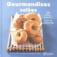 Gourmandises salées. 25 recettes craquantes au sel de guérande - Lissa Streeter - Livre