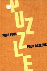 Puzzle pour fous / Puzzle pour acteurs - Patrick Quentin - Livre
