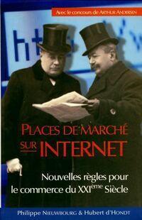 Places de marché sur internet - Philippe Nieuwbourg - Livre