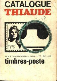 Catalogue Thiaude 1970 - Collectif - Livre