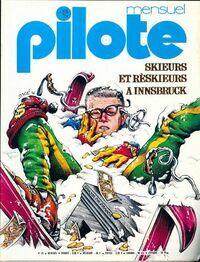 Pilote mensuel n°21: Skieurs et reskieurs à Innsbruck - Collectif - Livre