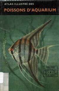 Atlas illustré des poissons d'aquarium - Z. Vogel - Livre