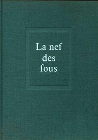 La nef des fous - Katherine Anne Porter - Livre
