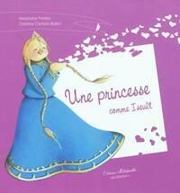 Une princesse comme iseult - Marjolaine Pereira - Livre