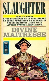 Divine maîtresse - Frank Gill Slaughter - Livre