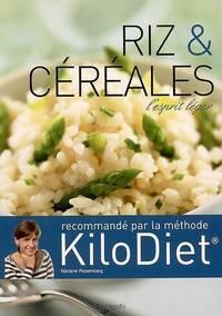 Riz & céréales - Mariane Rosemberg - Livre