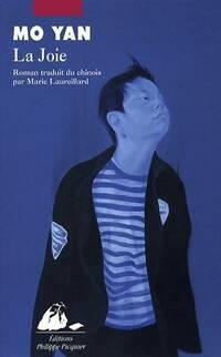 La joie - Mo Yan - Livre