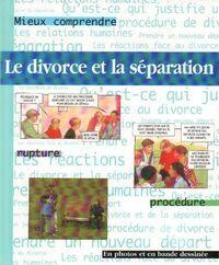 Le divorce et la séparation - Pete Sanders - Livre