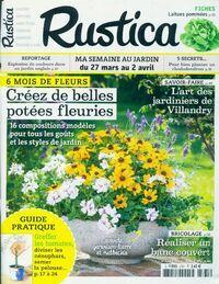 Rustica n°2361 : Créez de belles potées fleuries - Collectif - Livre