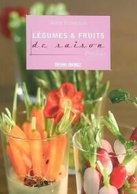 Légumes & fruits de saison - Anne Bosredon - Livre