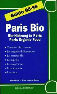 Paris bio 1995/1996 - Anne Hélène Bubenzer - Livre