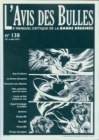 L'avis des bulles n°138 - Collectif - Livre