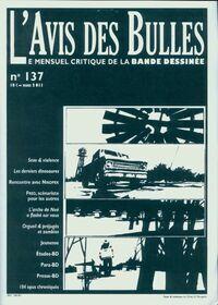 L'avis des bulles n°137 - Collectif - Livre