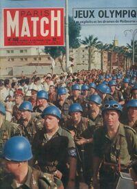 Paris Match n°400 : Jeux Olympiques - Collectif - Livre