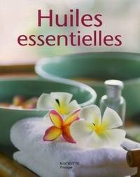 Huiles essentielles - Marie-France Muller - Livre