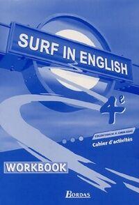Surf in english 4e workbook - Marie-France Chen-Géré - Livre