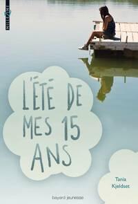 L'été de mes 15 ans - Mélanie Edwards - Livre