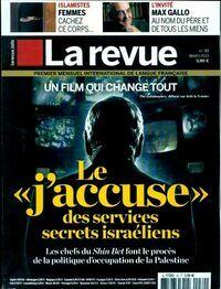 La revue n°30: Le J'accuse des services secrets israéliens - Collectif - Livre