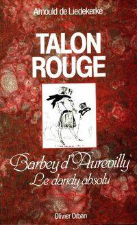 Talon rouge - Arnould De Liedekerbe - Livre