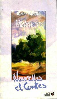 Maleterre - Didier Goupil - Livre
