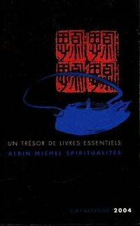 Catalogue spiritualité albin Michel - Collectif - Livre