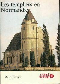 Les templiers en Bretagne - Michel Lascaux - Livre