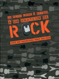 Le petit livre à offrir à un amateur de rock - Matthieu Remy - Livre