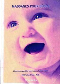 Massages pour bébé - Heidi Velten - Livre