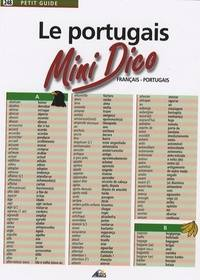 Le portugais : Mini dico français-portugais - Henri Medori - Livre