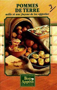 Pommes de terre 1001 façons de les apprêter - Claudette Taillefer - Livre