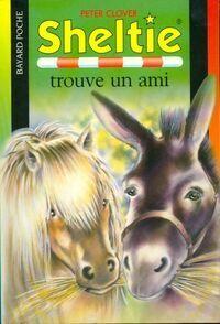 Sheltie trouve un ami - Peter Clover - Livre
