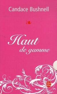 Haut de gamme / Sex and the city (Coffret de 2 vols) - Candace Bushnell - Livre