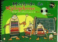 Méthode de xylophone - Martina Holtz - Livre