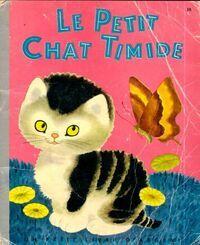 Le petit chat timide - Gustaf Tenggren - Livre