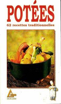 Potées - Philippe Jacquemin - Livre