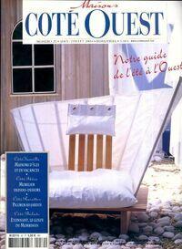 Maisons Côté Ouest n°52: Guide de l'été - Collectif - Livre