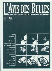 L'avis des bulles n°143 - Collectif - Livre