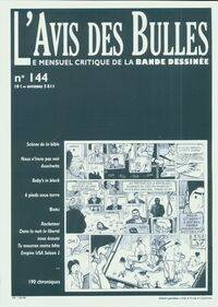 L'avis des bulles n°144 - Collectif - Livre