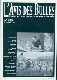 L'avis des bulles n°145 - Collectif - Livre